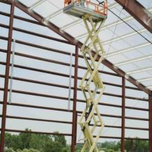 武汉厂房建设6-15米高空设备租赁图片