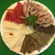 砂锅土豆粉料图片