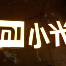 供应湖南LED树脂字不锈钢外漏发光字厂家图片
