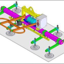 供应铝板搬运码垛吊具悬臂吊真空配件、高温铝板搬运批发
