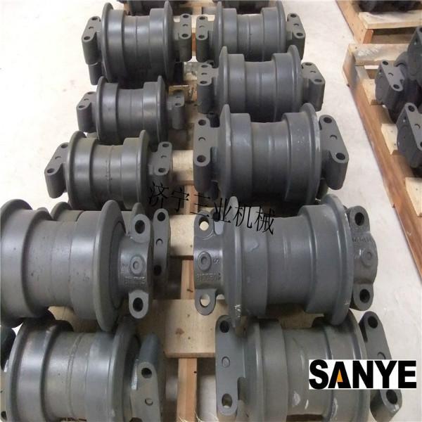 供应挖掘机原厂支重轮