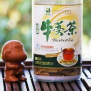 牛蒡茶康汇百年正品牛蒡茶PET罐图片