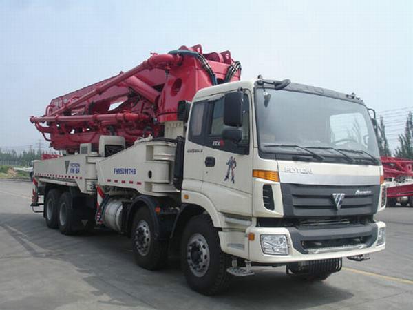 供应南京中联二手混凝土泵车
