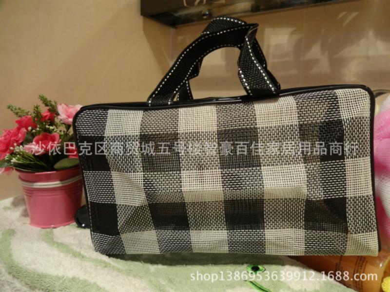 供应南韩网透气型洗漱袋洗漱包