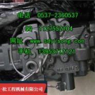 小松纯正挖掘机配件pc55.56液压泵图片图片