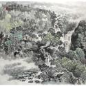 供应酒店办公室山水国画风水画