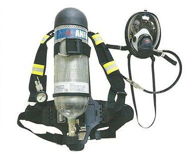 供应正压式空气呼吸器
