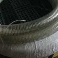供应聚氨酯食品级钢丝软管