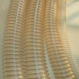 供应宜兴pu耐磨吸尘管抽吸物料软管