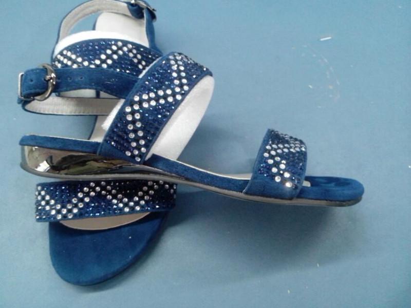 供应0809-2彩钻凉鞋