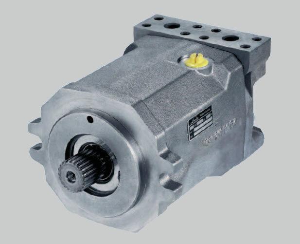 液压油泵修理图片