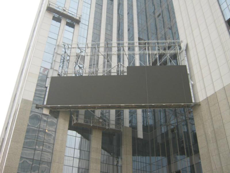 led显示屏钢结构图片