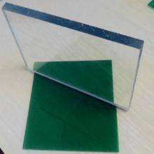 供应8mm透明PC耐力板/PC塑料板/PC实心板室内装饰材料图片