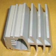 一体化型材散热器图片