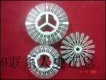 型材散热器太阳花图片