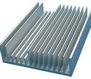 变频型材铝合金散热器图片