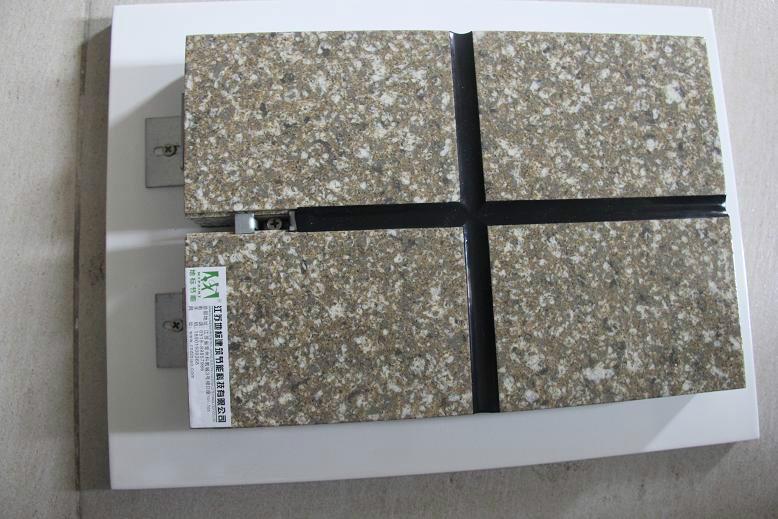 常州仿石材面板(水包水板面)