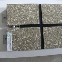 常州仿石材面板(水包水硅钙板面)
