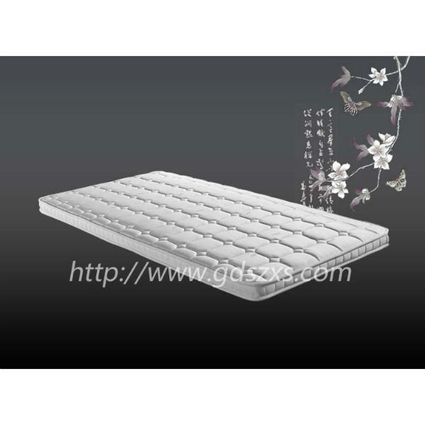 供应定做出口海绵床垫10cm高海绵床垫