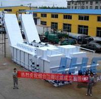 供应轴承磨磨削液集中过滤系统,自动供回液系统