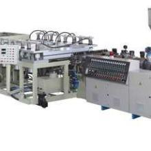 PVC木塑建筑模板生产线批发