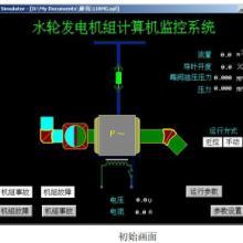 """供应2027T/H""""W""""火焰自然循环汽包锅炉模型"""
