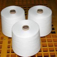 优质气流纺纯棉纱10支12支针织起绒图片
