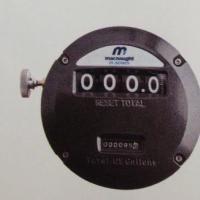 椭圆齿轮流量计机械计数器