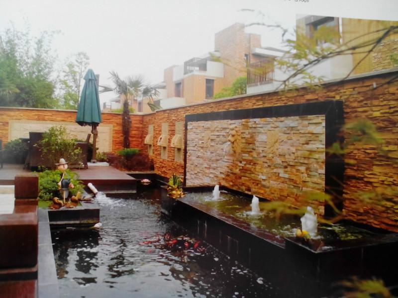 石木/供应欧式庭院景观图片