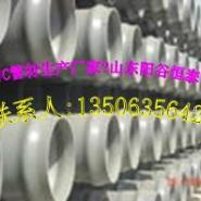 渭南市大量供应各种标准PE顶管图片