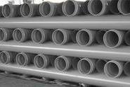 郑州批量销售PVC-M给水管材图片