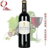 圣天使干红葡萄酒图片