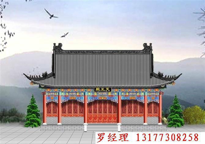 寺庙设计寺庙图纸设计寺庙建筑施工图设计