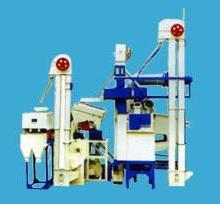 供应中科6FHB系列无尘免淘小米碾米机价格图片