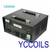 供应5000W AC110V/220V高精度全自动稳压器 交流稳压电源5000W