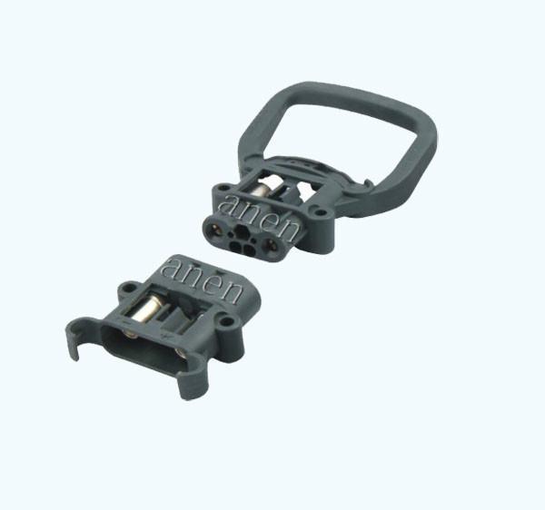 DIN80连接器厂家,东莞母面板插座,电源车充电插头规格