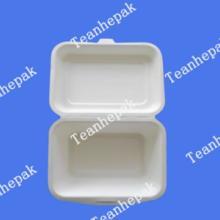 供应450ml纸浆餐盒