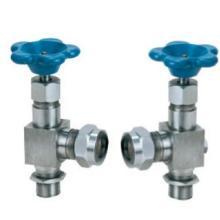 JX29W液位计考克碳钢液位计考克DN20考克阀玻璃管液位计