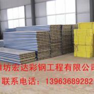 潍坊潘里宏达复合板厂图片