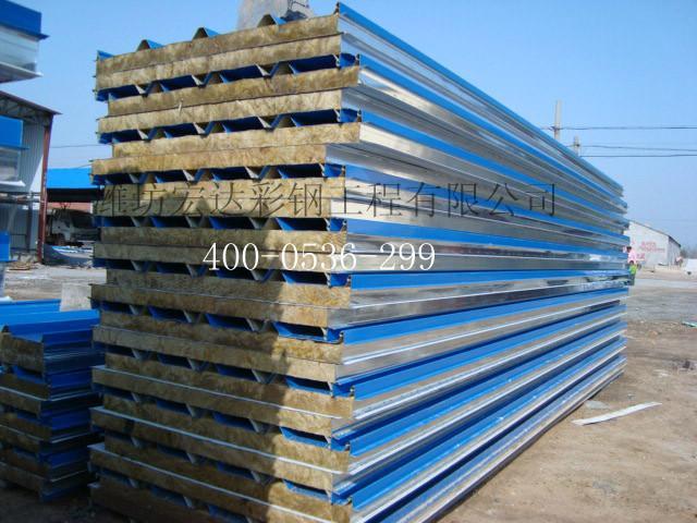 潍坊宏达彩钢复合板厂 13963689282