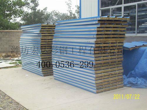 潍坊宏达复合板厂生产的彩钢板特征有哪些?13963689282