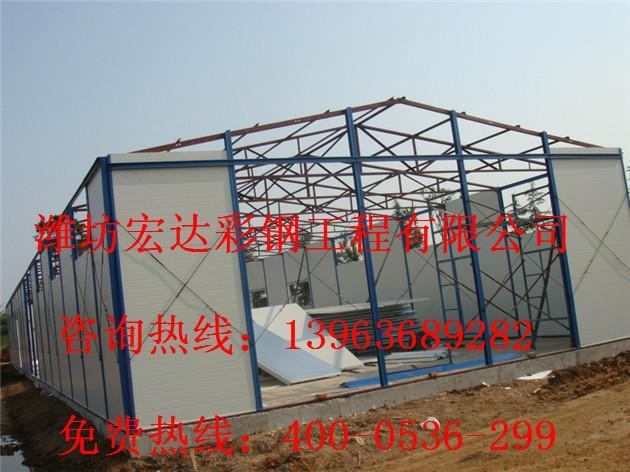 供应1-3层雅致房框架 山东雅致房框架厂家