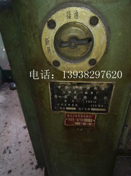 供应齿轮检查机Y9512