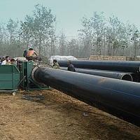 供应HDPE牵引管 非开挖顶管 穿线管