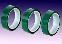 供应高温绿胶带,耐高温胶带-绿胶带,电镀遮蔽胶带图片