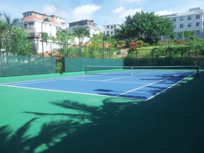 供应网球场施工,网球场施工价格,网球场施工队