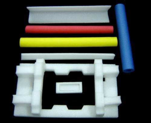 供应EPE珍珠棉异型材/珍珠棉化妆盒加工/广东防震盒子内衬厂家订做