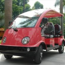 供应4座电动观光车价格图片