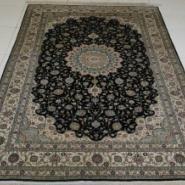 厂家直供中东风格纯手工精品地毯图片