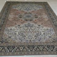 土耳其风格地毯纯手工工艺地毯图片